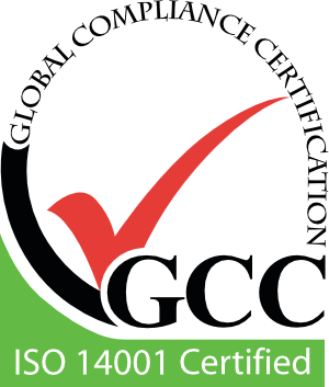 ISO-14001 accredited