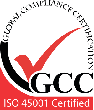 ISO-45001 accredited