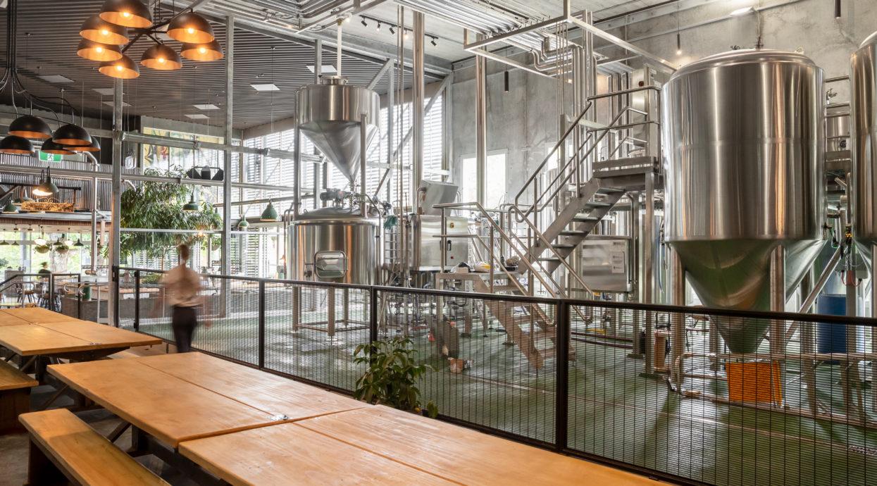 Matilda Bay Brewery Brewing Plant