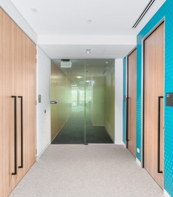 Opal Office Fit Out